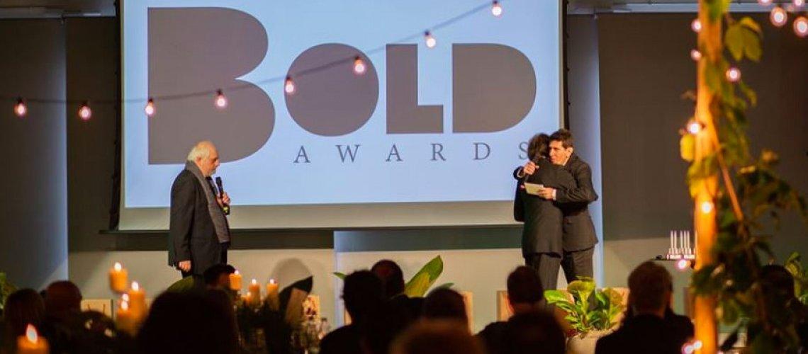 BOLD Advisors Shape Bold Awards 2020