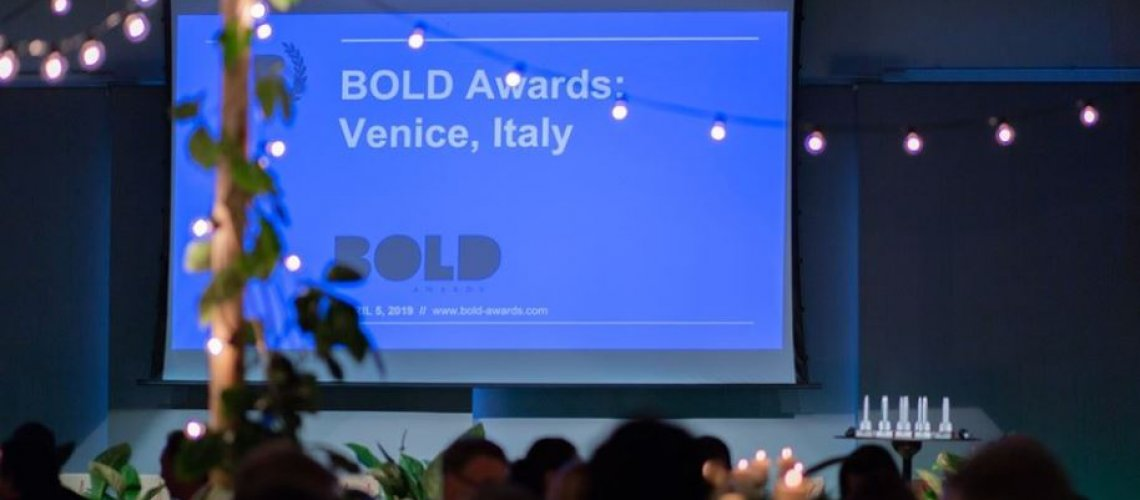 BOLD Awards 2020 Finalises International Judging Panel